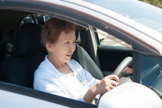 高齢者の運転